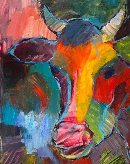 Ausstellung Christine Engelhard