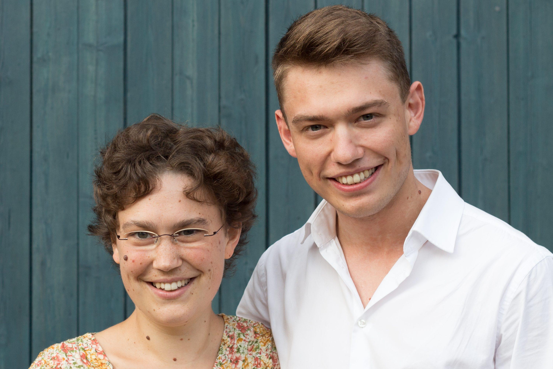 Menu Musica volkstümlich//klassisch mit Johanna und Christoph Lamprecht