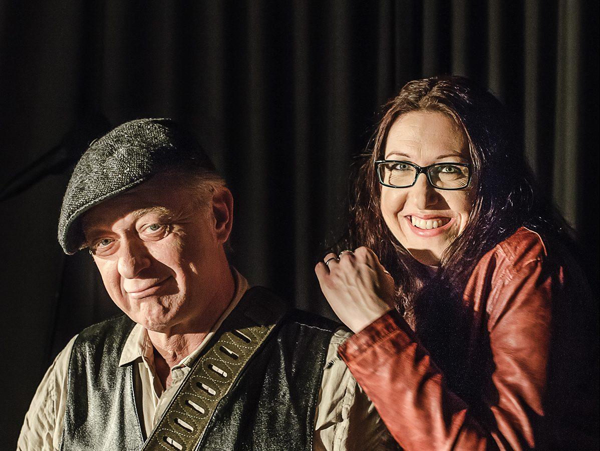 Schangsong & Marylong mit Florian Schneider