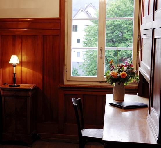 Kloster-Office statt Home-Office